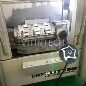 Вертикально-фрезерный обрабатывающий центр DMG Deckel Maho DMP 60 V linear