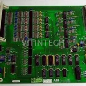 Выходная плата модуля ABB 3E 032 725