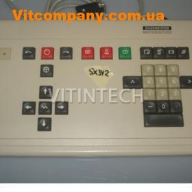 Gildemeister 342 фрезерный станок с ЧПУ панели управления симуляции клавиатуры обучения