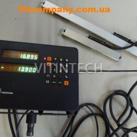 HEIDENHAIN VRZ 710 цифровой дисплей LS303  фрезерный станок токарный