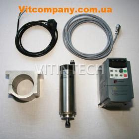 HF-шпиндель, фрезерный шпиндель с ЧПУ 0.8 кВт HFS-6508-AC    новый
