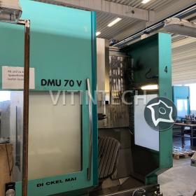 5-осевой вертикально-фрезерный станок с ЧПУ Deckel Maho DMU 70 V