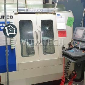 5-осевой вертикальный обрабатывающий центр с ЧПУ HURCO VM 10 U
