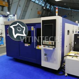 Демонстрационный лазерный станок Penta SWING II 3015 с лазером 2000 Вт-IPG