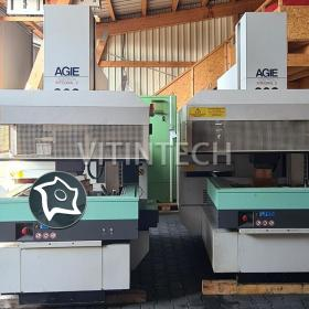Электроэрозионный прошивной станок с ЧПУ Agie Agietron Integral 2