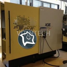 Электроэрозионный проволочно-вырезной станок AGIE Challenge 3 eCut