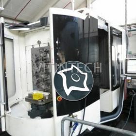 Горизонтально-фрезерный станок с ЧПУ DMG DMC 65 H duoBlock