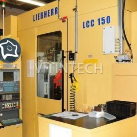 Комбинированный зубофрезерный и формовочный станок LIEBHERR LCC 150