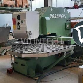 Координатно-пробивной пресс с ЧПУ BOSCHERT ECCO-Line EL 500 CNC Z
