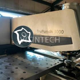 Координатно-пробивной пресс с ЧПУ TRUMPF TruPunch 3000 - S11