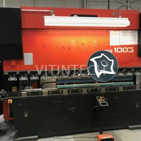 Листогибочный гидравлический пресс с ЧПУ AMADA  HFBO 100-3