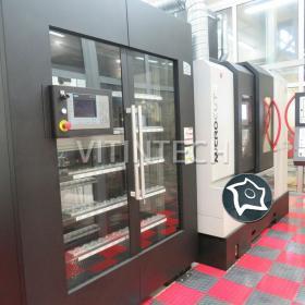 Обрабатывающий центр по графиту Microcut V-20G