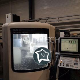 Обрабатывающий центр универсально-фрезерный DMG MORI DMU 40 MONOLOCK