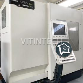 Обрабатывающий центр вертикальный с ЧПУ DMG DMC 1035 V ecoline
