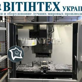 Станок вертикальный фрезерный с ЧПУ HAAS TM-3P