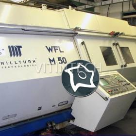 Токарно-фрезерный центр с ЧПУ WFL M 50