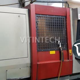Токарно-фрезерный обрабатывающий центр c ЧПУ ANGELINI OSCAR 320 x 600 CNC