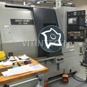 Токарно-фрезерный обрабатывающий центр c ЧПУ Mori Seiki SL 154 SY