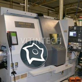 Токарно-фрезерный обрабатывающий центр c ЧПУ Mori Seiki SL 2500 SY