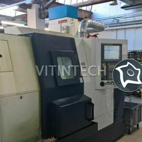 Токарно-фрезерный обрабатывающий центр c ЧПУ Spinner TC 600-65 SMCY