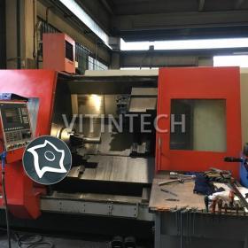 Токарно-фрезерный станок c ЧПУ EMCO Labor 700