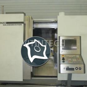 Токарно-фрезерный станок с ЧПУ DMG GILDEMEISTER TWIN 32