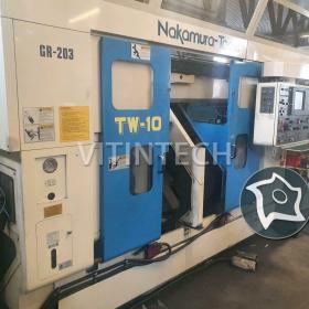 Токарно-фрезерный станок с ЧПУ Nakamura TW 10