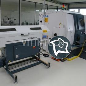Токарно-фрезерный станок с ЧПУ SPINNER TC 600-65 MC