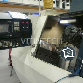 Токарно-фрезерный станок с ЧПУ SPINNER TM