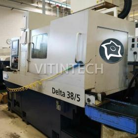 Токарный автомат продольного точения с ЧПУ TORNOS DELTA 38