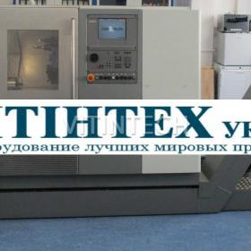 Токарный станок с ЧПУ Gildemeister CTX 310 с осью C и задней бабкой