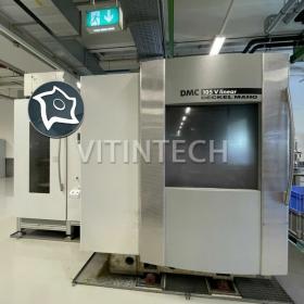 Универсально-фрезерный станок с ЧПУ DECKEL MAHO DMC 105 V linear
