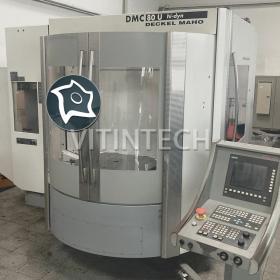 Универсально-фрезерный станок с ЧПУ Deckel Maho DMC 80 U HI-DYN