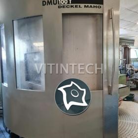 Универсально-фрезерный станок с ЧПУ Deckel Maho DMU 100 T