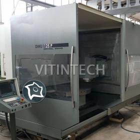 Универсально-фрезерный станок с ЧПУ Deckel Maho DMU 125 P
