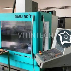 Универсально-фрезерный станок с ЧПУ Deckel Maho DMU 50 T