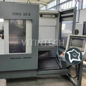 Универсально-фрезерный станок с ЧПУ Deckel Maho DMU 60 E