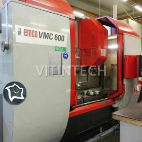 Вертикально-фрезерный обрабатывающий центр Emco VMC 600