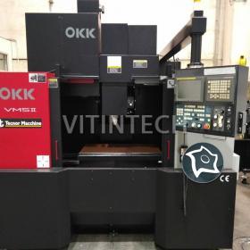 Вертикально-фрезерный обрабатывающий центр с ЧПУ OKK VM 5 II