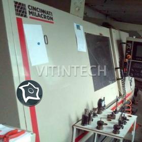 Вертикально-фрезерный станок с ЧПУ CINCINNATI MILACRON SABRE 1000
