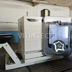 Вертикально-фрезерный станок с ЧПУ Deckel Maho DMC 1035 V Eco