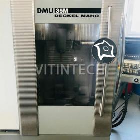Вертикально-фрезерный станок с ЧПУ Deckel Maho DMU 35 M