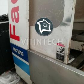 Вертикально-фрезерный станок с ЧПУ FADAL 920 VMC 3020 VHT