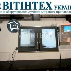 Вертикально-фрезерный станок с ЧПУ HAAS VM-6