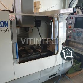 Вертикально-фрезерный станок с ЧПУ Mikron Haas VCE 750