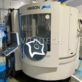 Вертикально-фрезерный станок с ЧПУ MIKRON HSM 600