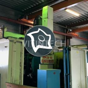 Вертикальный токарно-карусельный станок TOS Hulin SKQ 12