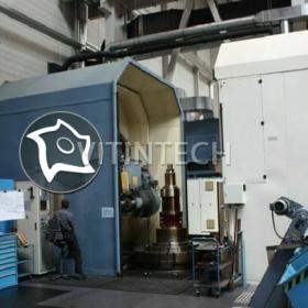 Зубофрезерный станок с ЧПУ Liebherr LC 3002